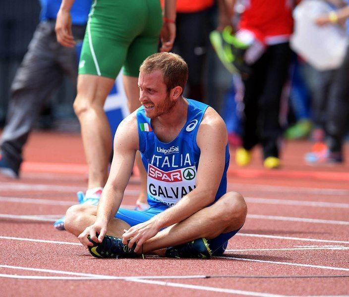 Dopo Tamberi anche Matteo Galvan dovrà operarsi di nuovo