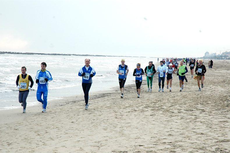 A San Benedetto successo per la 15^ edizione della Maratona sulla sabbia