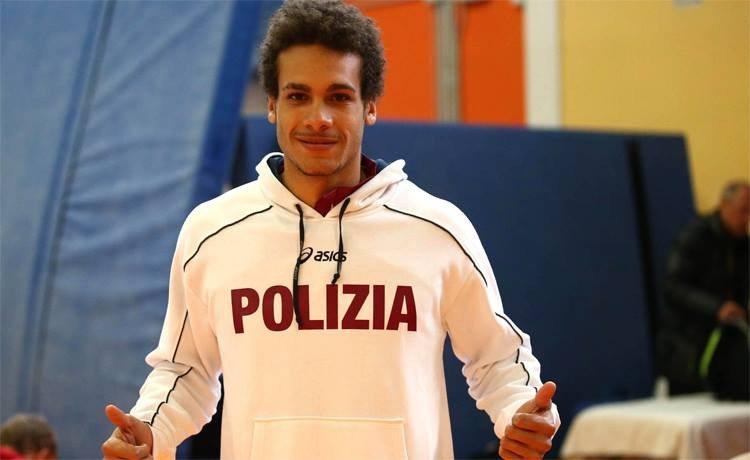 Marcell Jacobs vola nel lungo a 8,07, terzo italiano di sempre
