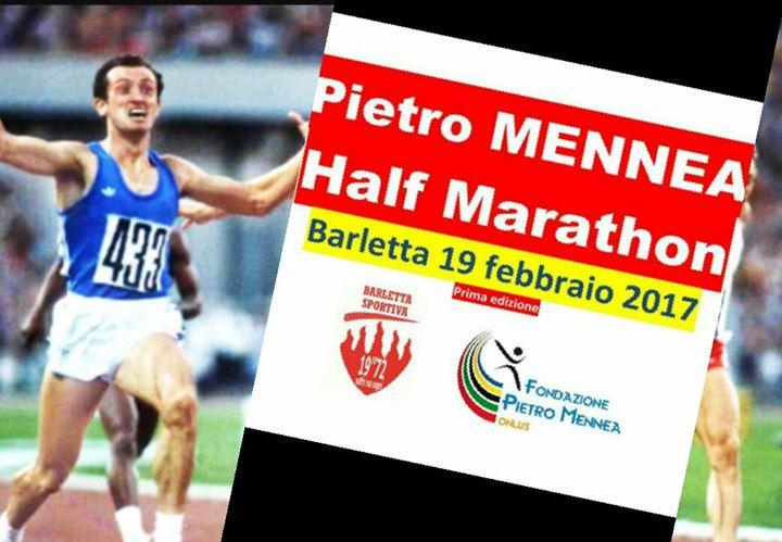 Pietro Mennea Half Marathon: Domenica 19 febbraio si corre a Barletta