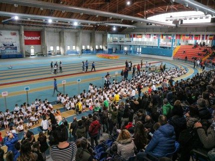 Campionati italiani master indoor: Nel fine settimana  attesi 1500 atleti