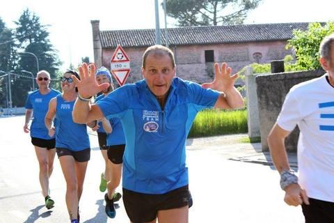 Runner italiano corre 60 maratone in 60 giorni