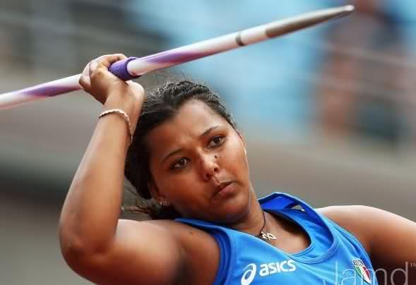 Zahra Bani: ottimo lancio di 59,28 nel giavellotto