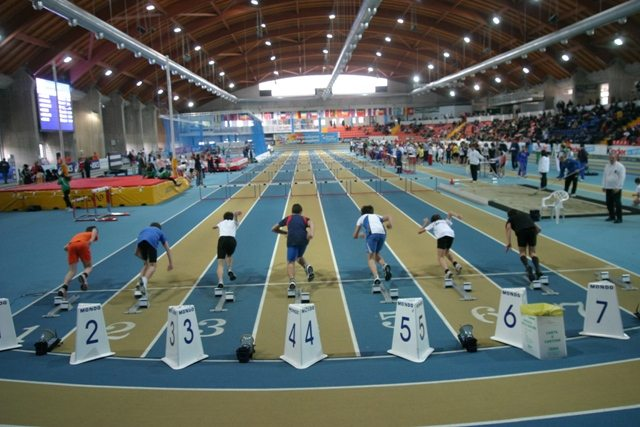 Partono Sabato 4 Febbraio i Campionati Italiani Juniores e Promesse indoor