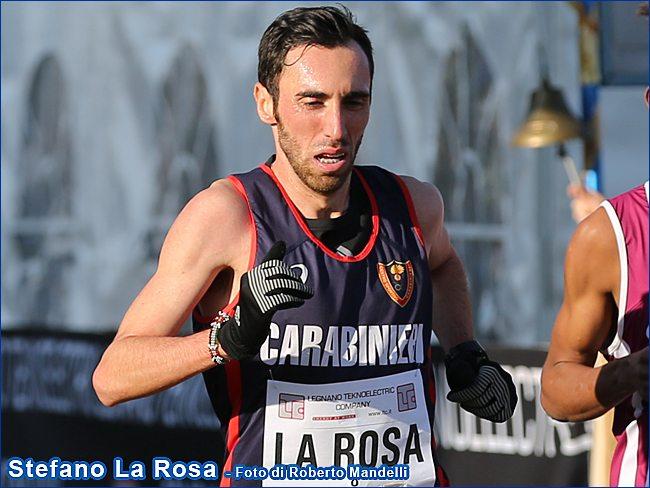 Stefano La Rosa domani alla Zurich Marathon de Sevilla
