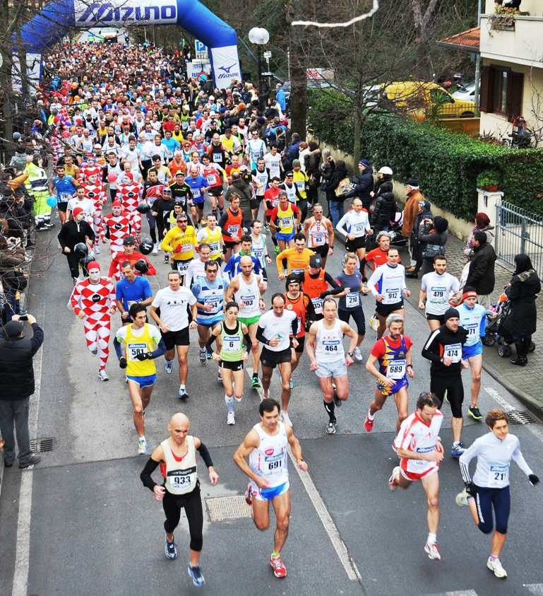 Viareggio: Risultati Puccini Half Marathon 2017