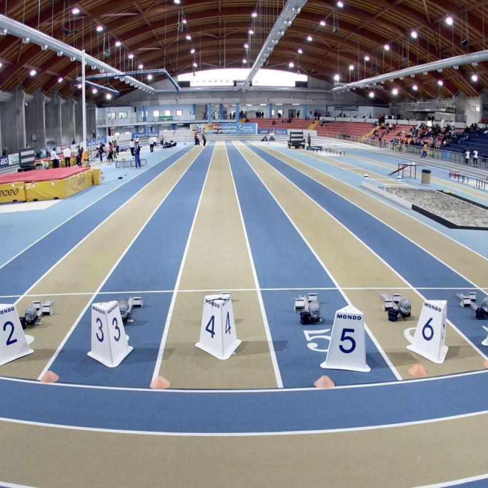 Assoluti Indoor Ancona: Oggi si parte,  programma, tv e iscritti