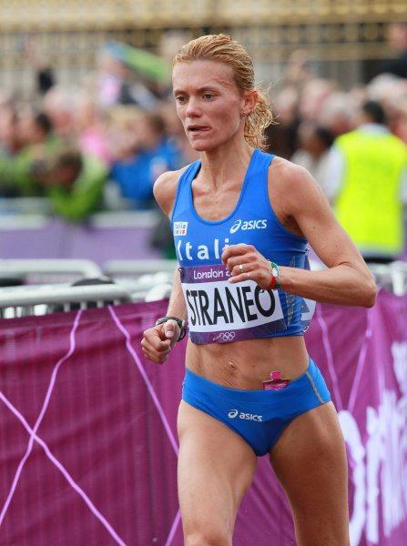 Valeria Straneo rinuncia alla maratona di Nagoya