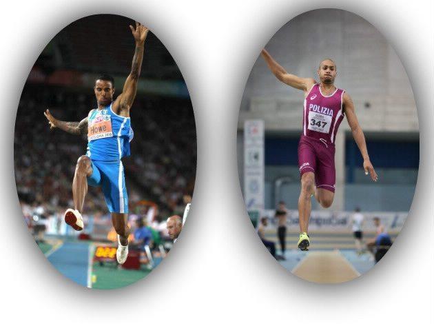 Italiani Assoluti indoor Ancona: Nei salti sfida attesissima tra Andrew Howe e Marcell Jacobs