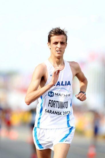 Assoluti Ancona: nei 5 km di marcia vince Francesco Fortunato