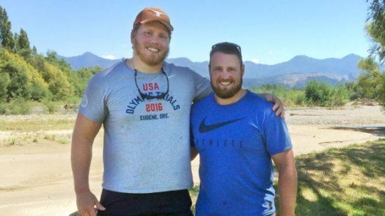 Ryan Crouser spara subito forte nel peso, 22,05 in Nuova Zelanda