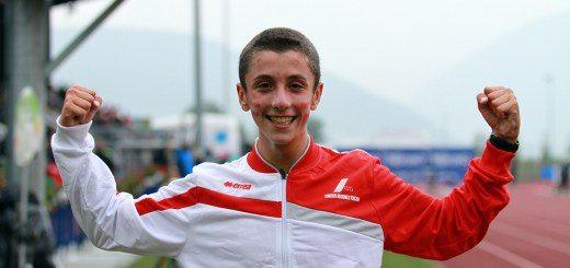 Marcia: Davide Finocchietti stabilisce il Record italiano nella 3 Km