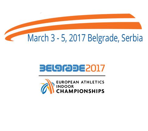 Europei Belgrado atletica: I convocati azzurri