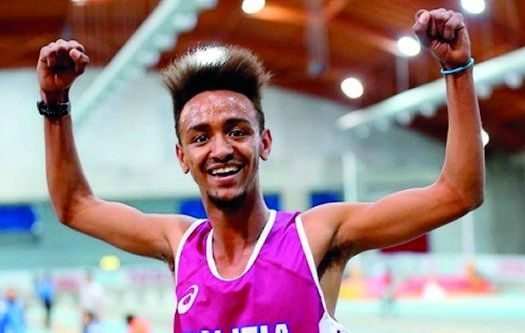 Yeman Crippa strepitoso record Italiano nei 5.000 metri