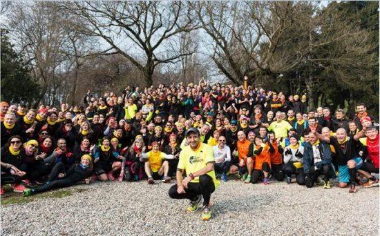 WfLWR 2017: TUTTO ESAURITO PER LA RUNNING CLASS CON GIORGIO CALCATERRA