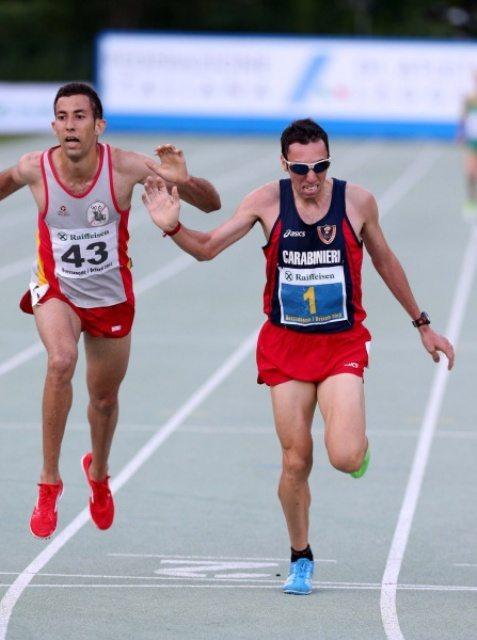 Stefano La Rosa torna in gara alla Treviso Marathon