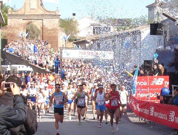 ColleMar-athon 2017: oltre 400 iscritti nell' edizione dei record