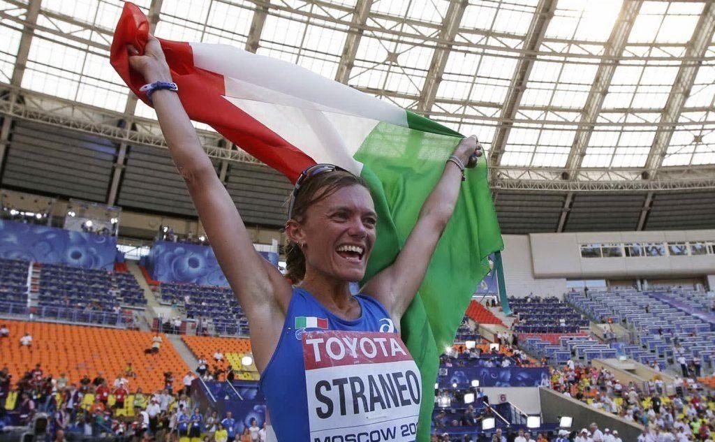 Valeria Straneo sarà la testimonial della Run Poste