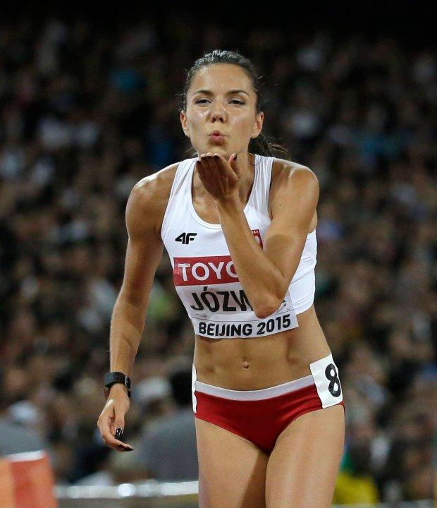 Strepitoso 1:59.29 della polacca Joanna Jóźwik negli 800 metri