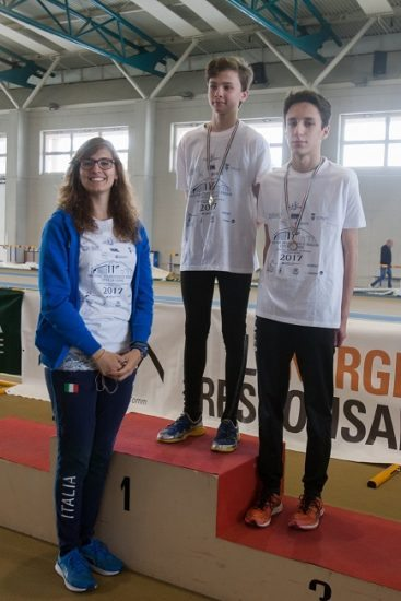 11° Meeting Indoor - Giada Andreutti, testimonial