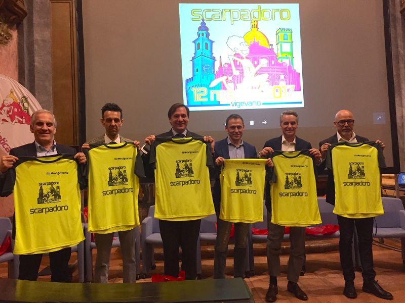 Domenica si corre a Vigevano l'11^ Scarpadoro Half Marathon!