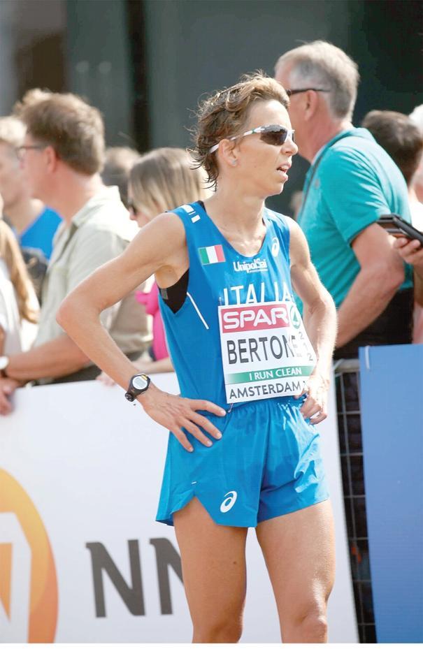Catherine Bertone abbandonata dalla Fidal dopo Rio 2016
