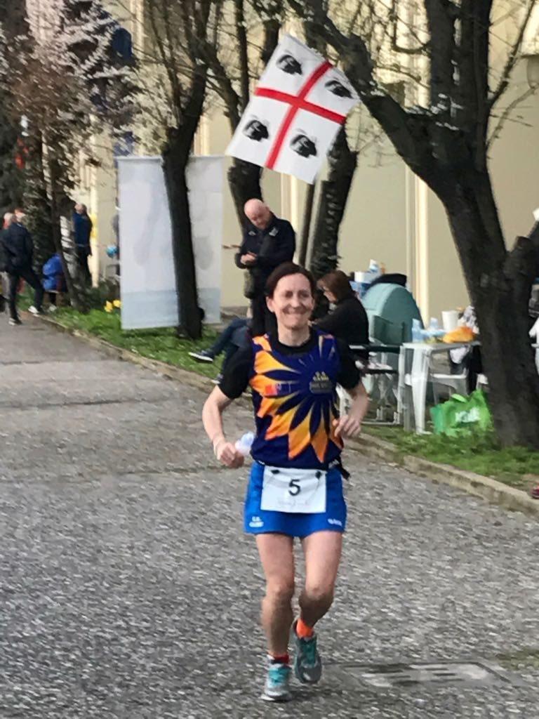 Lorena Brusamento è la nuova Campionessa Italiana di 24 h di corsa a piedi- di   Matteo SIMONE