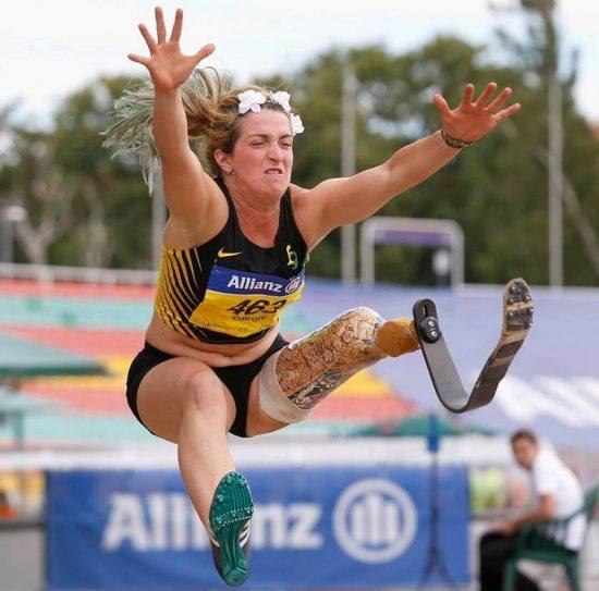 Italiani Paralimpici indoor: Martina Caironi vola nel lungo, record italiano