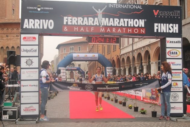 Risultati 25ª Ferrara Half Marathon, record della gara per la croata Bojana Bjeljac