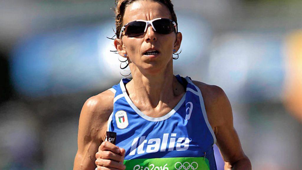 Catherine Bertone vince la  Mezza da Record a Caselle Torinese