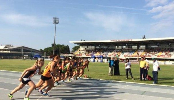 Europei Under 20 Grosseto, già 1200 atleti iscritti
