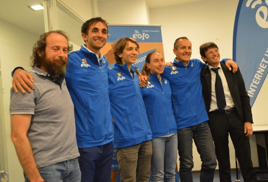 Corsa in Montagna e Trail, presentato l' EOLO FIDAL Mountain and Trail Grand Prix 2017