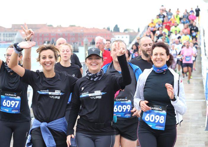 La Venicemarathon contro la violenza sulle donne