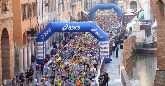 Ferrara Marathon: sono oltre 4.000 i runner iscritti per domani, oggi anticipo con la Kid's Run
