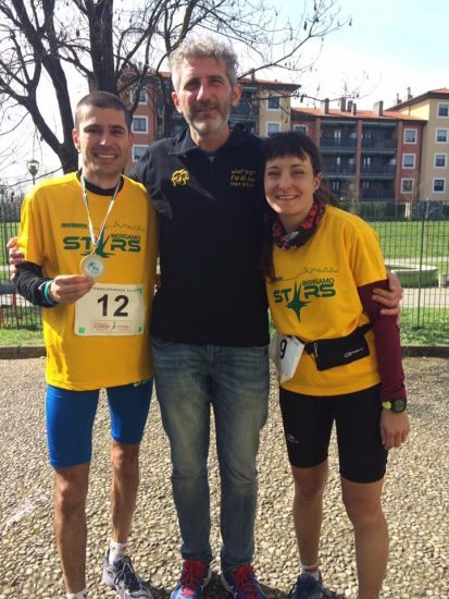 Atleti di interesse nazionale per la 24 ore anche la coppia Marcello e Francesca- di  Matteo SIMONE