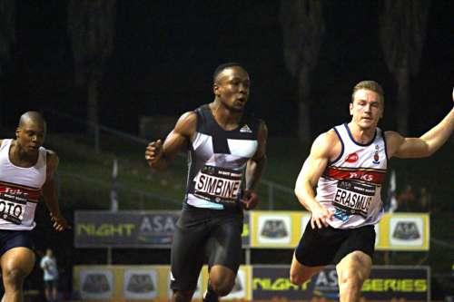 Akani Simbine subito forte sui 100 e 200 metri, 9.93 e 19.95!- IL VIDEO