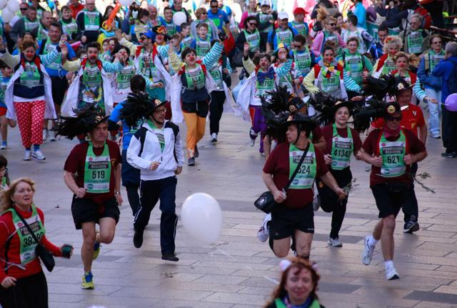 Domenica 2 Aprile torna la Maratona di Milano