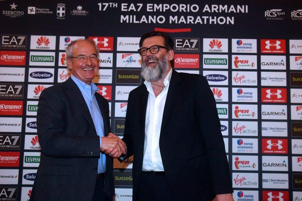 Presentato alla conferenza stampa di Milano Marathon il gemellaggio con StraLugano