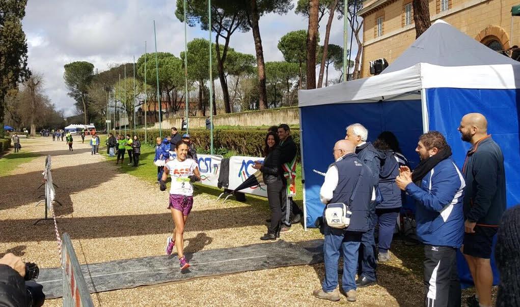 Neppure la pioggia ferma la ONLY WOMEN'S. Prima al traguardo Manuela Piccini