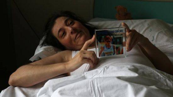 Vincenza Sicari, continua il calvario dell' ex olimpionica di Pechino