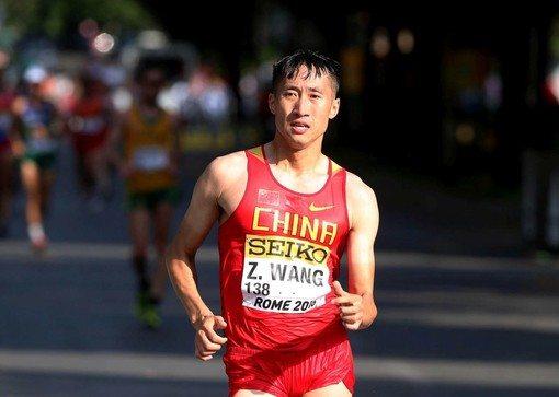 Marcia: l'oro olimpico Wang Zhen Domenica test sui 30km a Scarnafigi