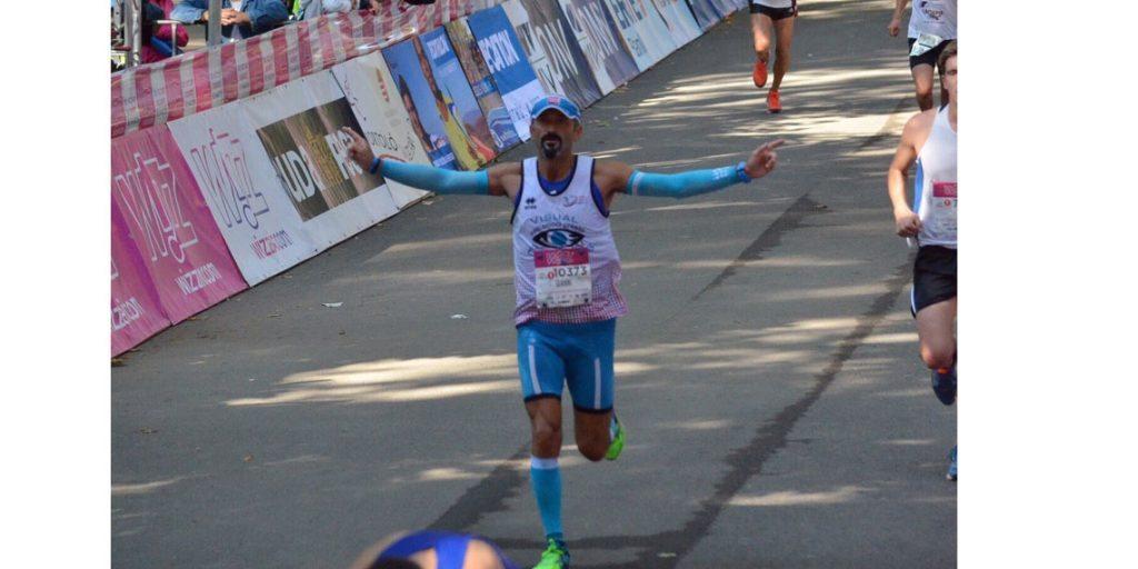 Gianni Giansante, runner: Lo sport per me è una sana palestra di vita- di   Matteo SIMONE