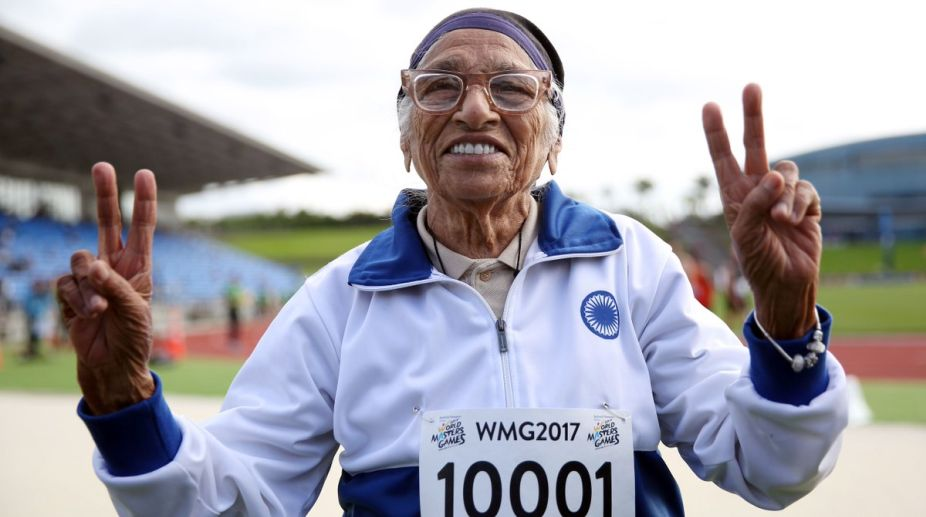 A 101 anni vince i 100 metri ai World Masters Games- IL VIDEO