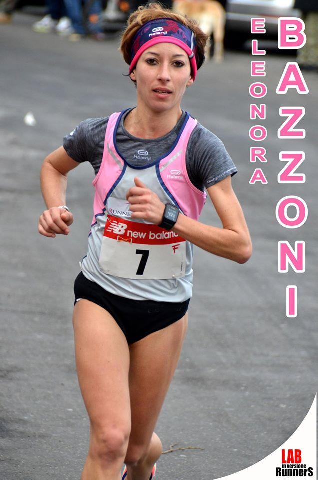 Eleonora Bazzoni 2h45' prima Italiana alla maratona di Roma- di  Matteo SIMONE