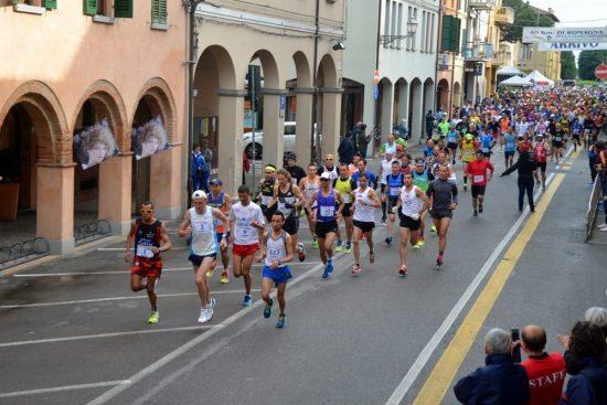 Risultati  50 km di Romagna, campionato Italiano Assoluto e Master