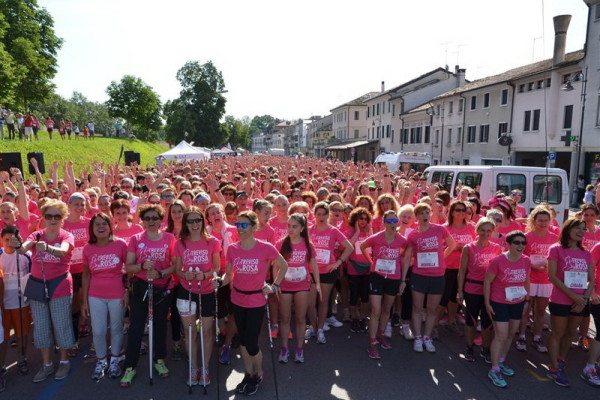 Treviso in Rosa, sono già 4500 le richieste di iscrizione