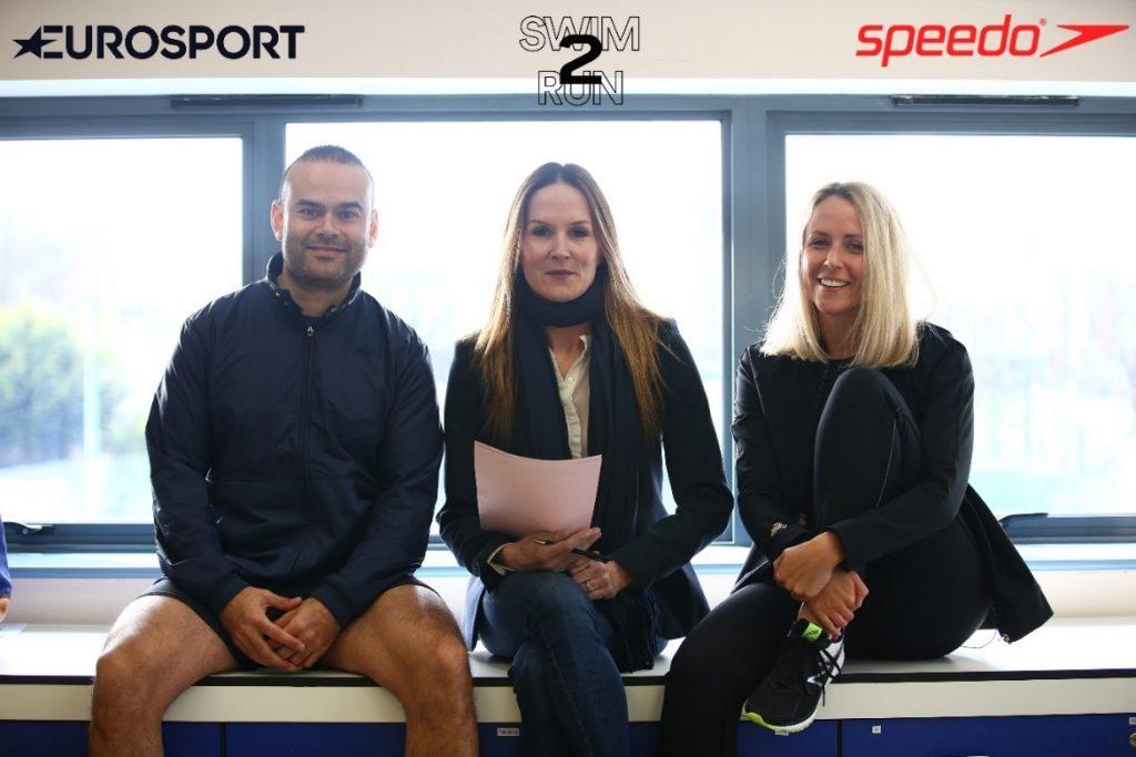 Eurosport rinnova la propria partnership con Speedo per la produzione della miniserie Swim2Run