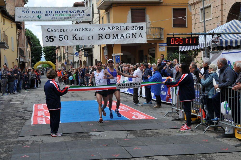 La 50km di Romagna si correrà per il Tricolore degli ultrarunner