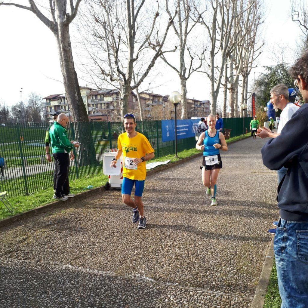 Marcello Spreafico superare il muro dei 200km di corsa nelle 24 ore- di  Matteo SIMONE