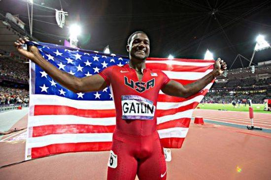 Justin Gatlin conduce gli Usa alla vittoria ai mondiali di staffette
